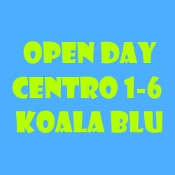 Koala Blu Open day 2020-2021