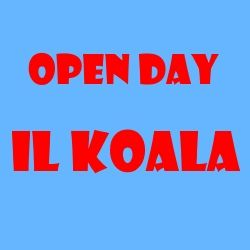 Il Koala Open day 2020-2021
