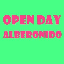 Alberonido Open day 2020-2021