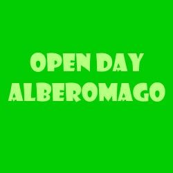 Alberomago Open day 2020-2021
