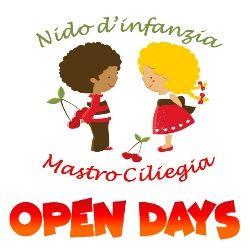 10 aprile e 4 maggio: Open Days Nido d'Infanzia Mastro Ciliegia