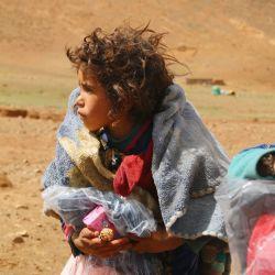 Consegnati ai bambini in Marocco i prodotti raccolti dai lavoratori Arca per  la ONG Bambini nel deserto, in collaborazione con Temera srl